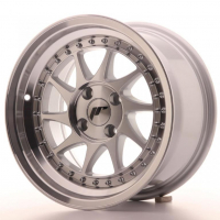 [JAPAN RACING JR26 - MACHINED SILVER]