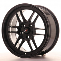 [JAPAN RACING JR7 - GLOSSY BLACK]