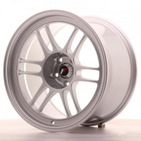 [JAPAN RACING JR7 - MACHINED SILVER]