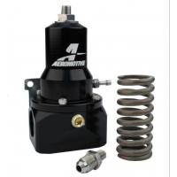 [Regulator ciśnienia paliwa Aeromotive Extreme Flow EFI 5-8 Bar ORB-10 Black]