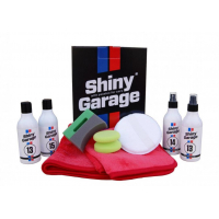 [Shiny Garage Sample Kit]