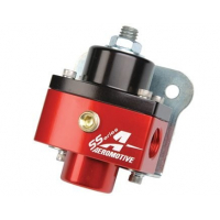 [Regulator ciśnienia paliwa Aeromotive SS Carburetor 750HP ORB-06 Red/Black]