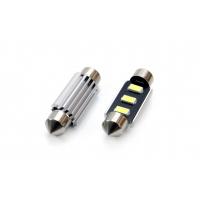 [LED VERTEX CANBUS 3SMD 5730 FESTOON 39 mm (C5W) biela]