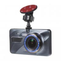 """[2 kanálová FULL HD kamera + 4 """"IPS LCD, GPS, LDW, FCWS, české menu]"""