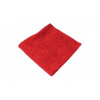 [Czerwona mikrofibra cięta laserowo 40x40cm 250G/M2]