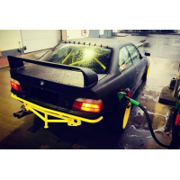 [Jack Point + Bash Bar MMG BMW E36]