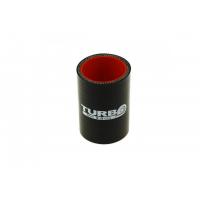 """[Silikónová hadica TurboWorks Pro Black - 25mm (0,98"""")]"""
