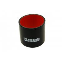 """[Silikónová hadica TurboWorks Pro Black - 76mm (2,99"""")]"""