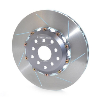 [Tarcza hamulcowa ALFA ROMEO 4C 1.75 Turbo 13+ nacinana lewy przód 305 mm]