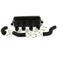 [Intercooler TurboWorks BMW F20 F22 F30 F32 N55 BENZYNA 70/145mm]