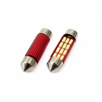 [LED VERTEX CANBUS 12SMD 4014 Festoon 36mm biela 12V / 24V]