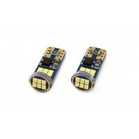 [LED VERTEX CANBUS 18SMD UltraBright 2016 T10e (W5W) Biela 12V / 24V]