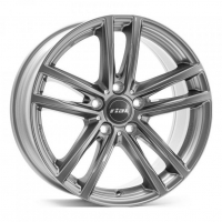 [RIAL X10X - GRAPHITE FRONT POLISHED]