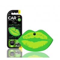[Osviežovač vzduchu do auta AROMA CAR LIPS Fancy Green]
