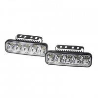 [LED svetlá pre denné svietenie, 147x45mm, ECE]