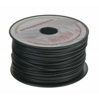 [Kábel 1 mm, čierny, 100 m bal]