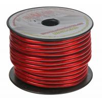 [Kábel 10 mm, červeno transparentné, 25 m bal]