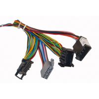 [Kabeláž Mercedes pre pripojenie modulu TVF-box01 s navigáciou Comand 2.0, APS CD]
