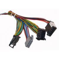[Kabeláž Mercedes pre pripojenie modulu TVF-box01 (Command 2,5)]