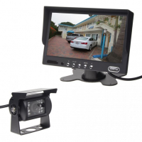 "[Parkovacia kamera s 7 ""monitorom]"