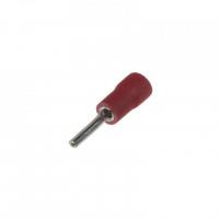 [Káblový kolík 1,9 mm červený, 100 ks]