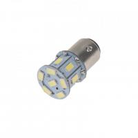 [LED BAY15d (dvouvlákno) biela, 24V, 13LED / 5730SMD]