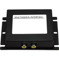 [adaptér A / V vstup pre OEM navigáciu BMW CCC / CIC / E65]