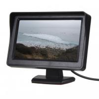 """[LCD monitor 4,3 """"čierny na palubnú dosku]"""