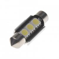 [LED sufit (36mm) biela, 12V, 3LED / 3SMD s chladičom]