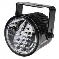 [LED svetlá pre denné svietenie, guľatá 70mm, ECE]