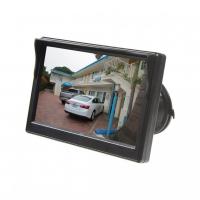 """[LCD monitor 5"""" černý s přísavkou s možností instalace na HR držák]"""