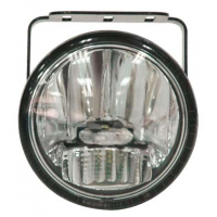 [LED mlhová světla/denní svícení, kulatá světla 77mm, ECE]