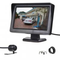 """[Parkovací kamera s LCD 4,3"""" monitorem]"""