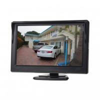 """[LCD monitor 5"""" černý na palubní desku s možností instalace na HR držák]"""