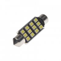 [LED sufit (42mm) bílá, 12V, 12LED/2835SMD s chladičem]