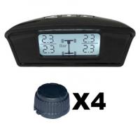 [TPMS kontrola tlaku v pneumatice 4 externí čidla]