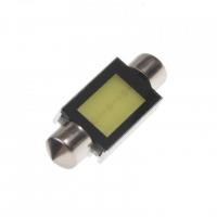 [LED sufit (39mm) biela, 12V, COB]