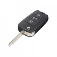 [Náhradný kľúč pro HYUNDAI i30, ix35/KIA, 3-tlačítkový 433MHz]