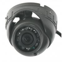 [AHD 720P kamera 4PIN CCD SHARP s IR, vonkajšia v kovovom obale, čierna]