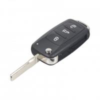 [Náhradný kľúč pre ŠKODA, VW, SEAT, 3tl., 434MHz, 5K0 837 202 AD, 5K0 959 753 AB]