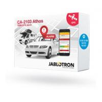 [Sada GSM / GPS autoalarmu CA-2103, CA-550, 2x JA-185P a JA-150M]