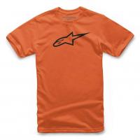 [Detské oranžové tričko Ageless TEE Alpinestars krátke 3038-72002 4010]