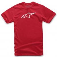 [Detské červené tričko Ageless TEE Alpinestars krátke 3038-72002 3020]