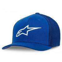 [Pánska modrá šiltovka Ageless STRETCH MESH HAT Alpinestars 1038-81006 7920]