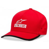 [Pánska červená šiltovka preseason HAT Alpinestars 1019-81128 30]