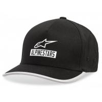 [Pánska čierna šiltovka preseason HAT Alpinestars 1019-81128 10]