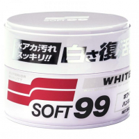 [Soft99 White Soft Wax 350g (Twardy wosk)]