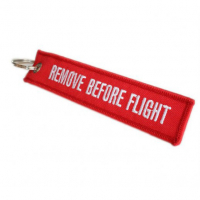 [Kľúčenka - Remove Before Flight]