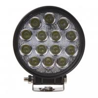 [LED svetlo 10-30V, 14x3W, R10, rozptýlený lúč]