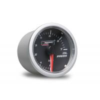 [PROSPORT Clear Lens prídavný ukazovateľ tlaku oleja 0-7bar s čírym prekrytím]